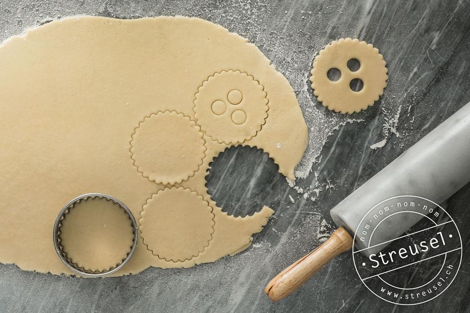 Rezept für Zuckerteig für Spitzbuben oder Tortenboden – selber machen