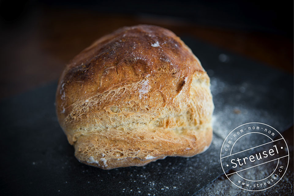 Brot tiefkühlen