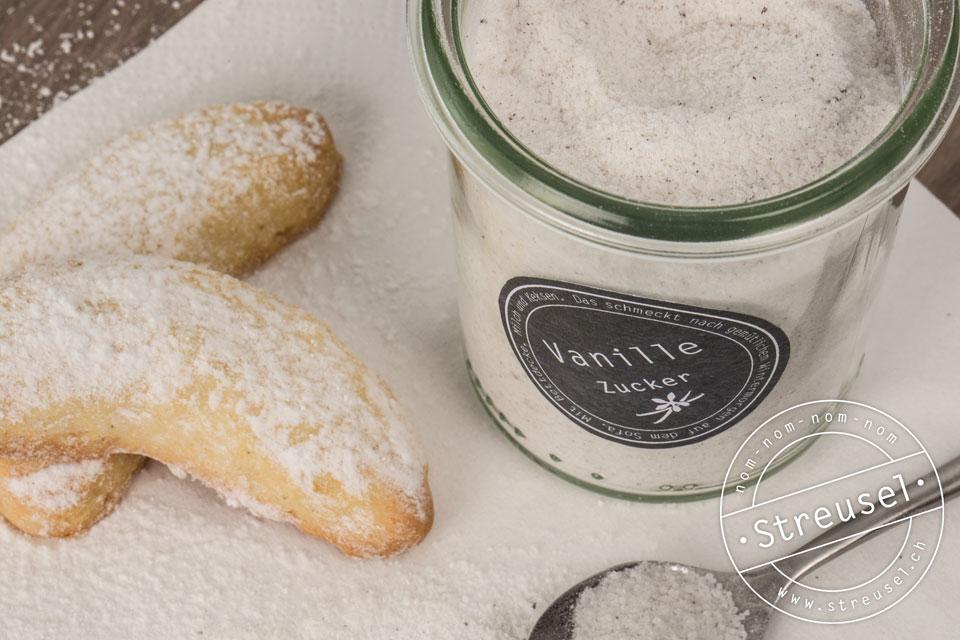Vanillezucker Rezept