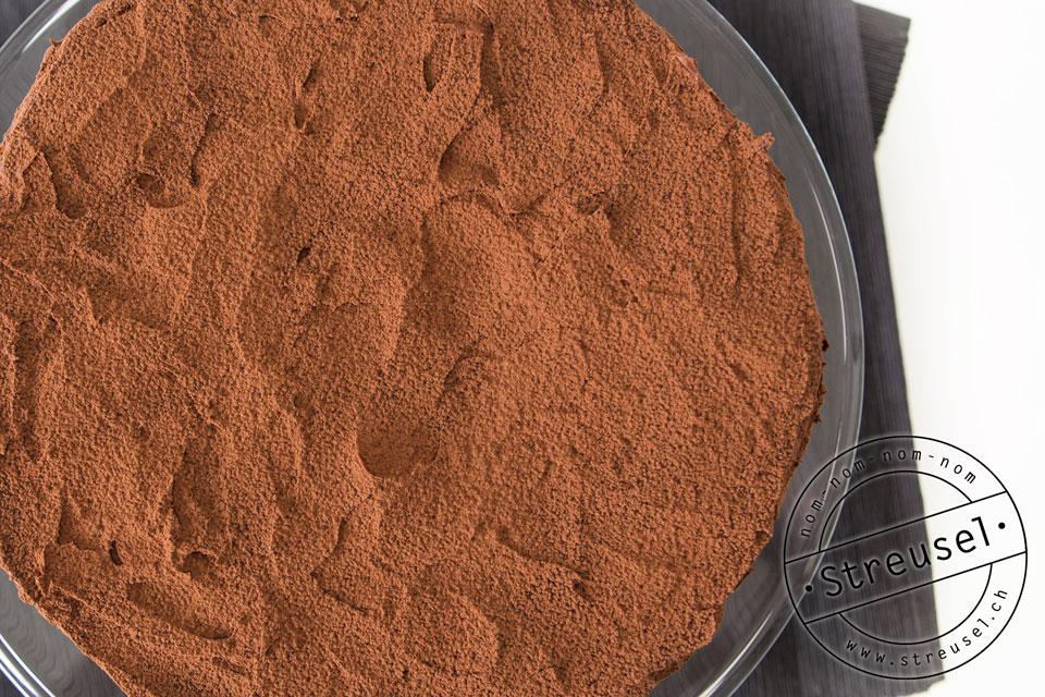 Truffes-Schokoladentorte