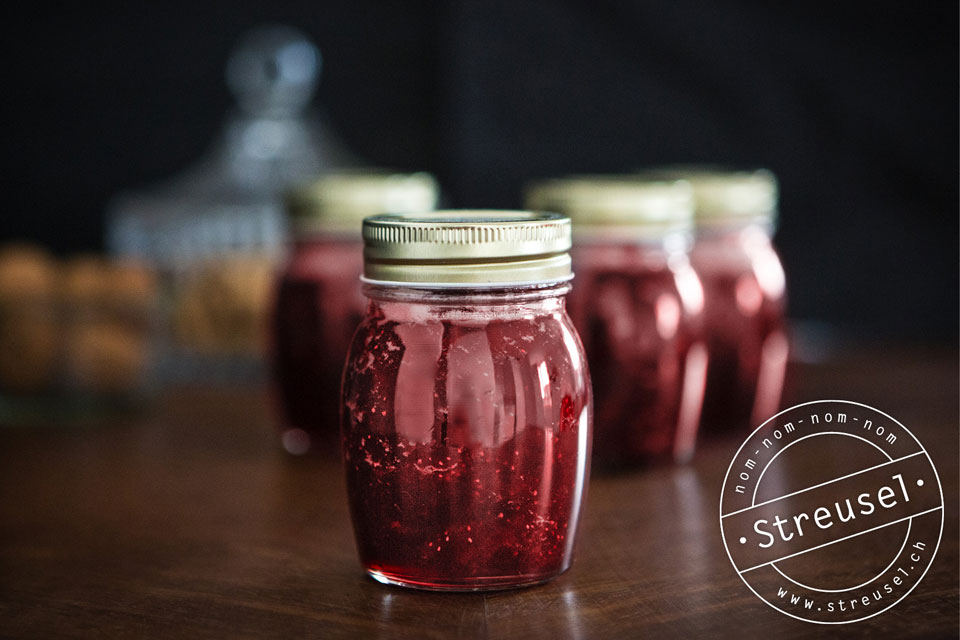 Rezept für Erbeer-Marmelade – selber machen.