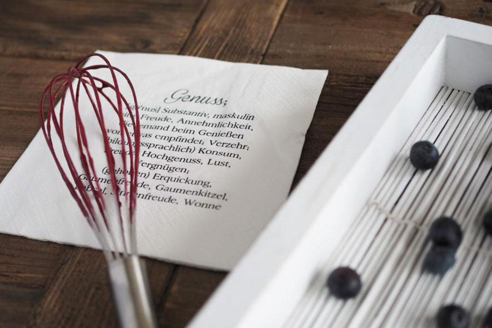 Heidelbeer-Limetten-Curd