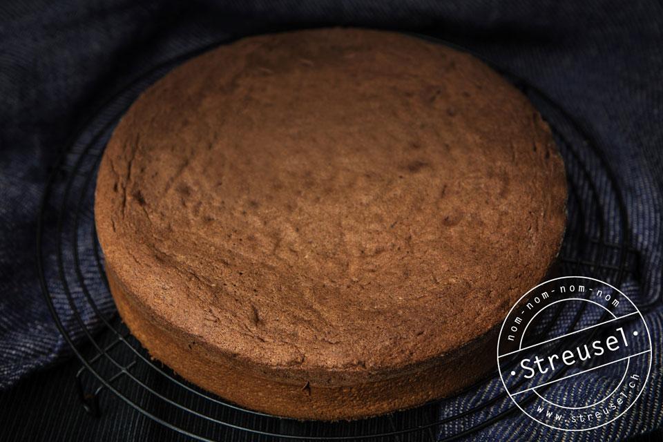 Schoko-Tortenbiscuit