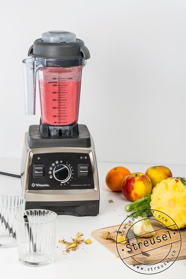 Vitamix Pro 750 Erfahrungsbericht / Review