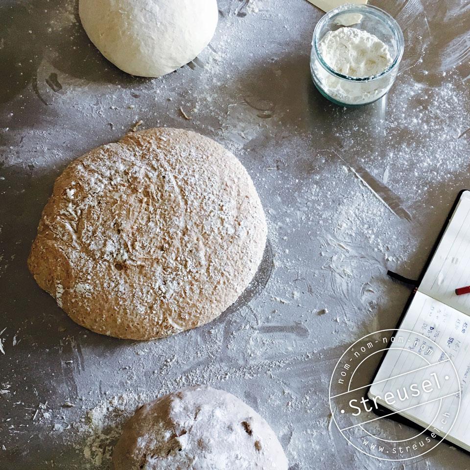 Brot formen wie der Profi – ob rund oder länglich