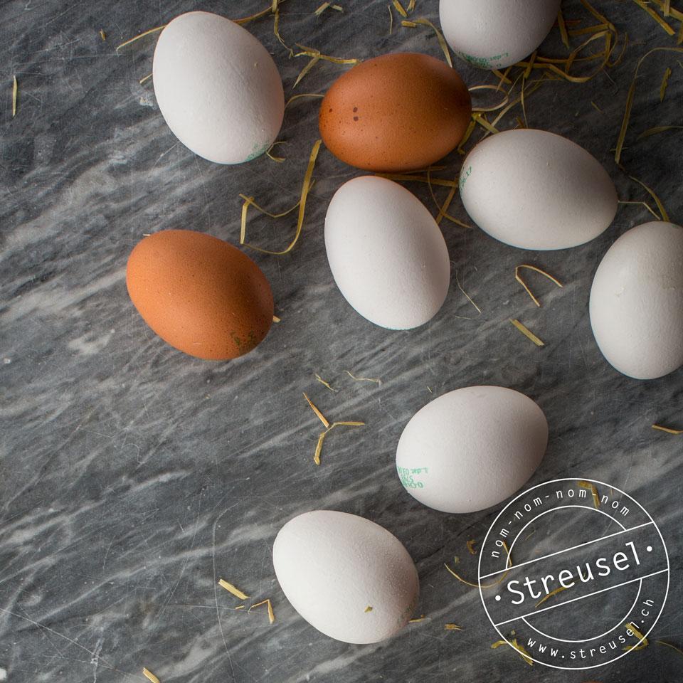 Tipps rund ums Ei – Aufbewahren, Haltbarkeit, Eier-Stempel usw.