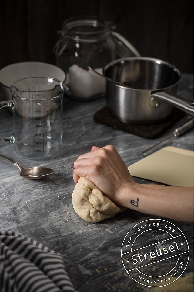 Rezept für Marzipan – selber machen