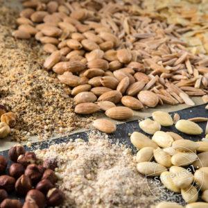 Rezept für geröstete Nüsse – Nüsse rösten – Mandeln, Haselnüsse