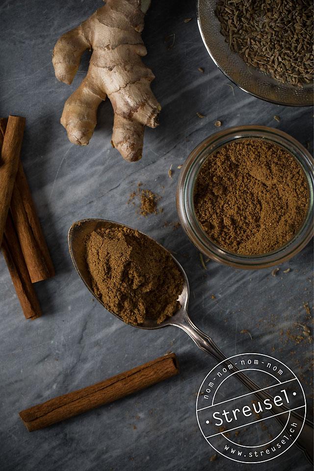Rezept für Lebkuchengewürz – selber machen