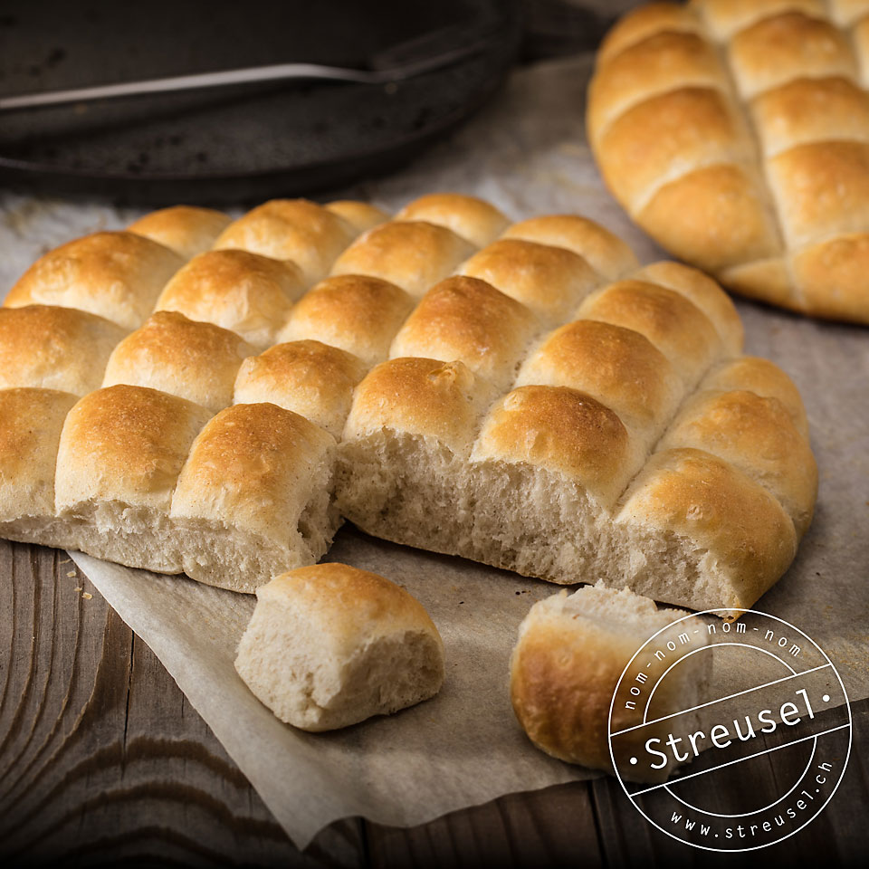 Rezept für Fondue-Brot – selber machen