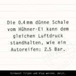 Food Facts zu Eiern