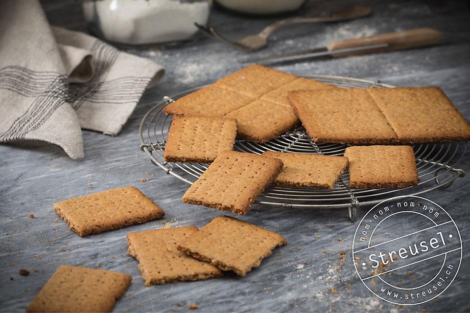 Rezept für Graham Crackers – selber machen