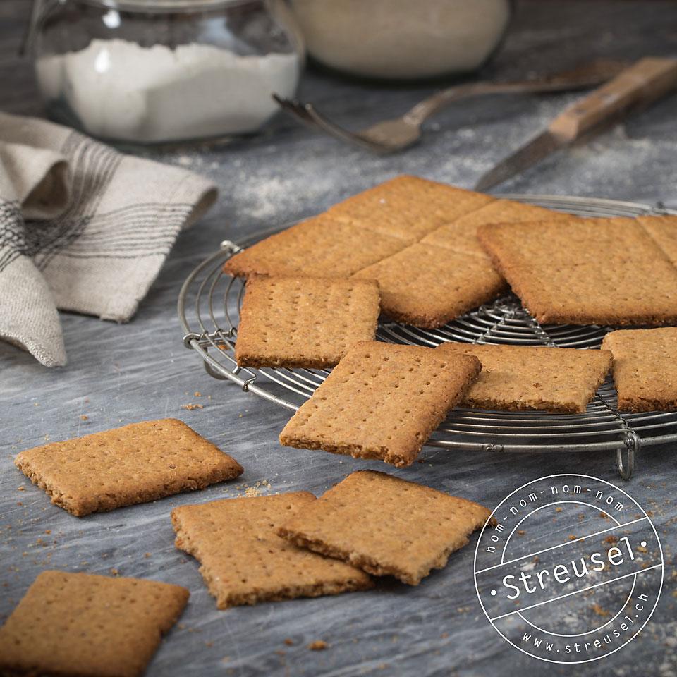 Rezept für Graham Cracker – selber machen