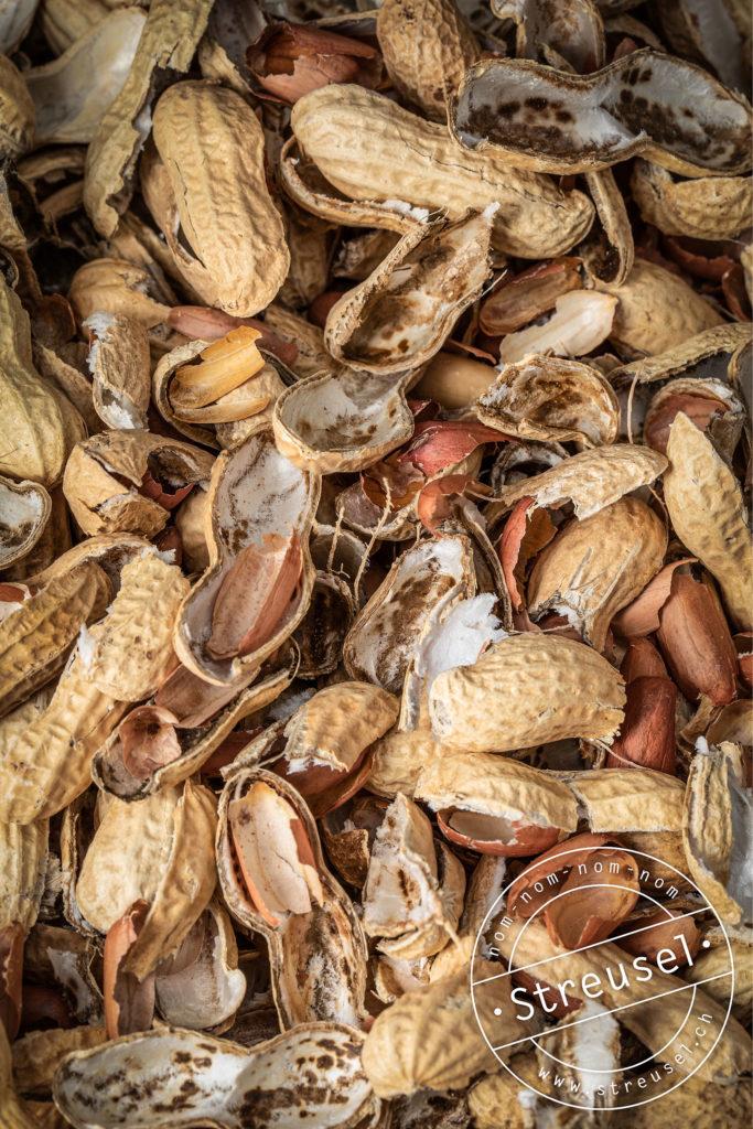 Rezept für Erdnussbutter / Erdnussmus / Peanutbutter – selber machen.