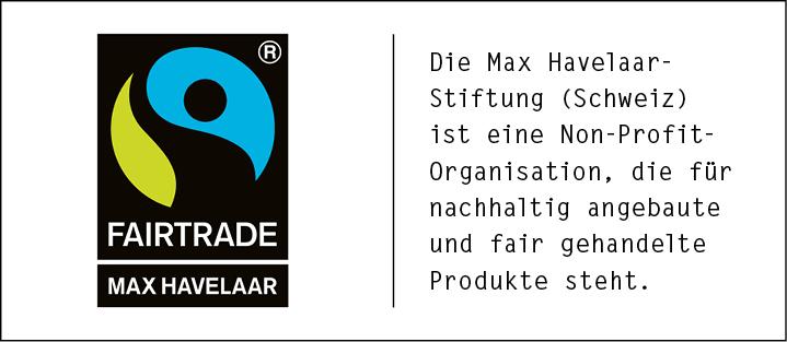 Kooperation mit Streusel.ch – Max Havelaar-Stiftung (Schweiz)