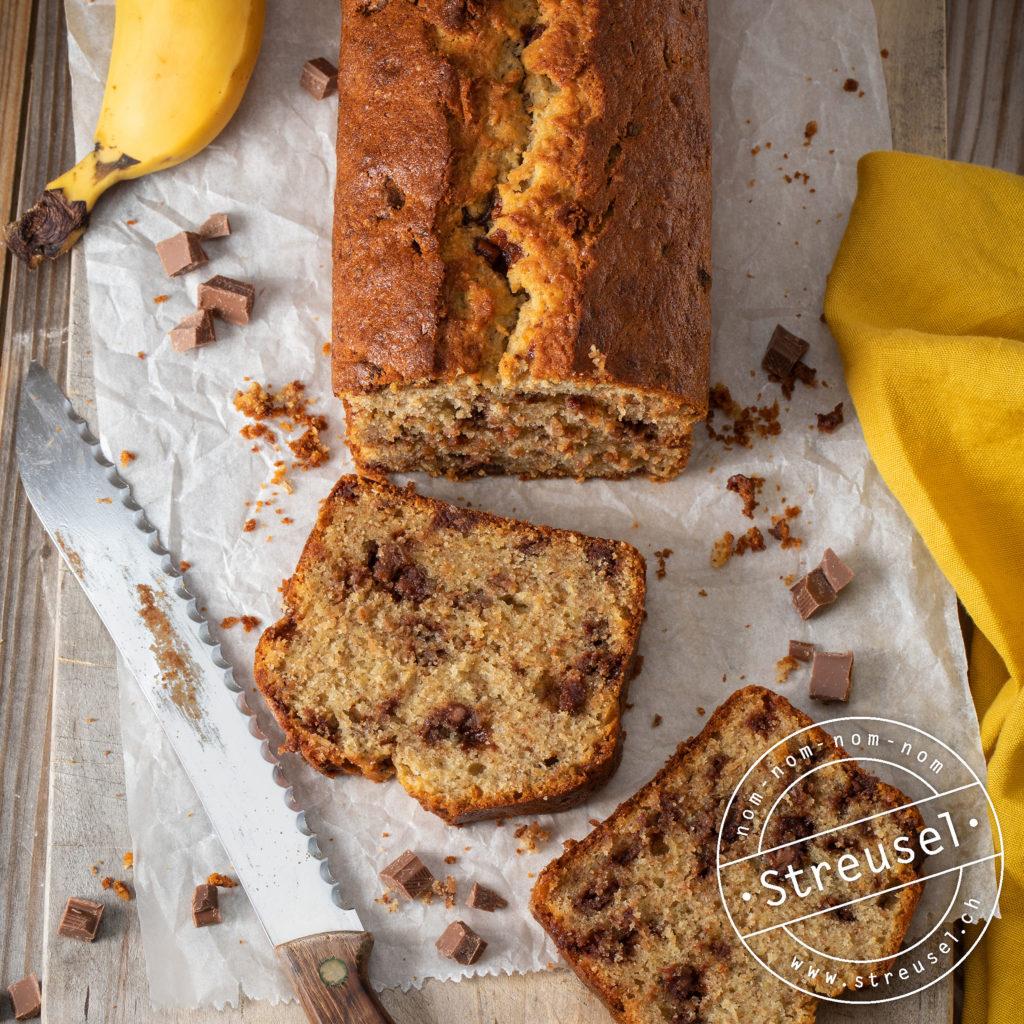 Rezept für Schoko-Bananencake (Fairtrade Max Havelaar) – selber machen