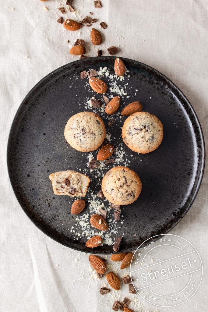 Rezept für selbst gemachte Mandel-Höpfli Chocolat.