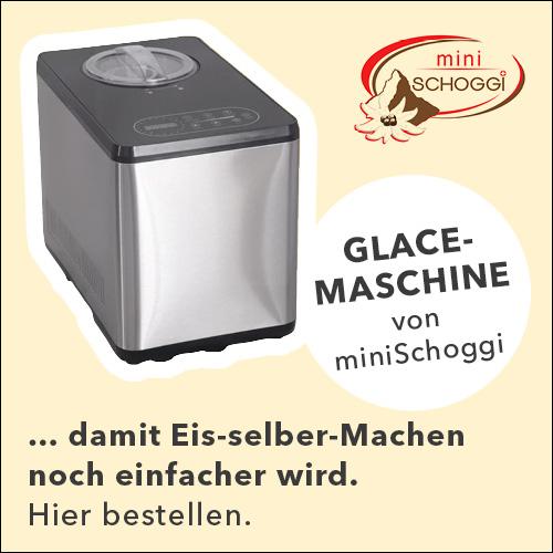 MiniSchoggi Glacemaschine